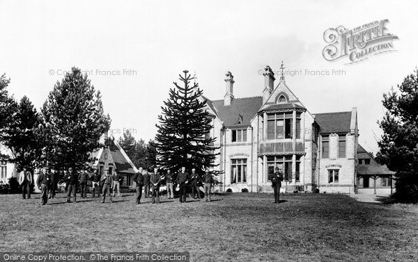 Photo of Bournemouth, Herbert Home West Bourne 1892, ref. 31371