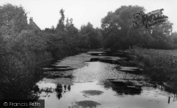 Mill Stream c.1955, Westbourne