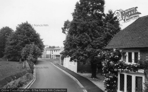 Photo of Westbourne, Old Rectory Close c.1965