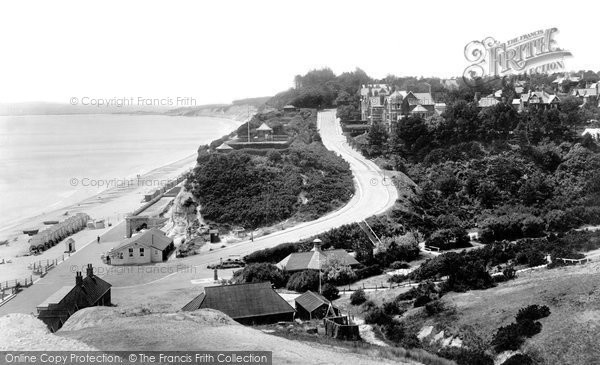 Photo of Westbourne, The Beach 1918