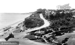 Westbourne, The Beach 1918