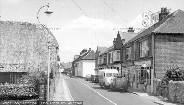 Photo of Westbourne, The Gove c.1955