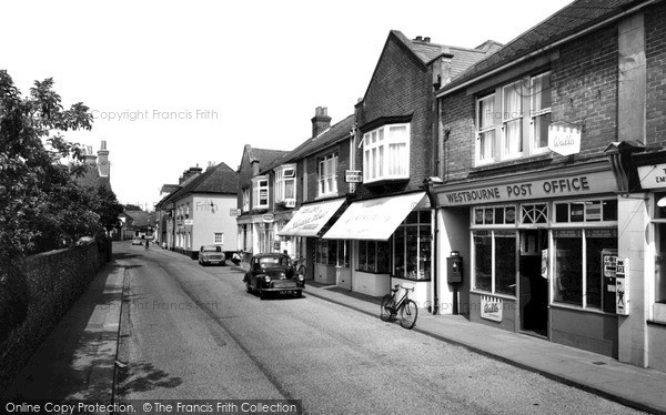 Photo of Westbourne, The Grove c.1965