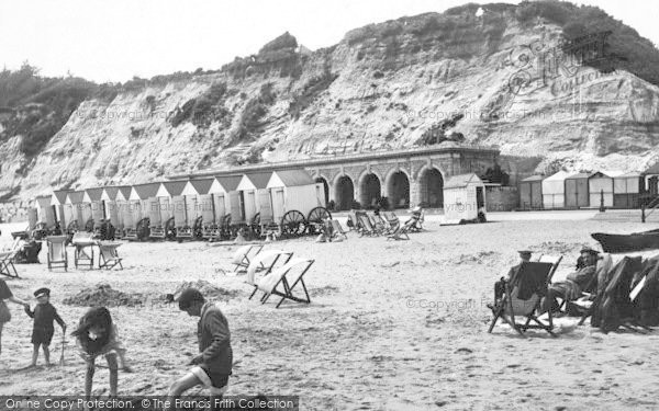 Photo of Westbourne, The Sands 1918