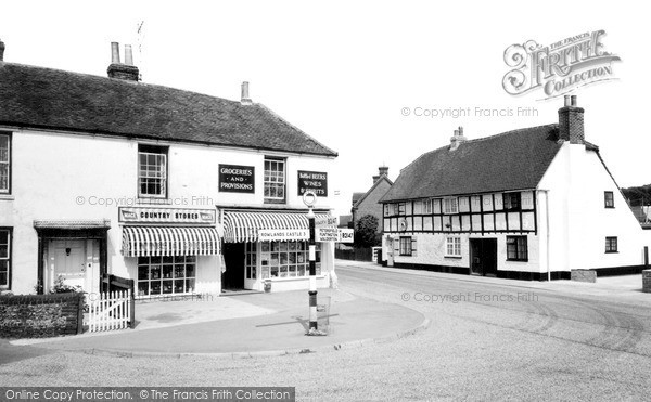 Photo of Westbourne, The Square c.1965