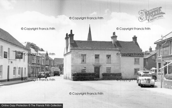 Photo of Westbourne, The Village c.1955