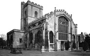 Westbury, All Saints Church c1955