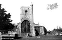 All Saints Church c.1965, Westbury