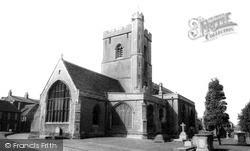 Westbury, All Saints Church c.1965