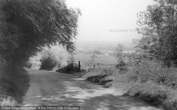 Photo of Westbury, c.1965