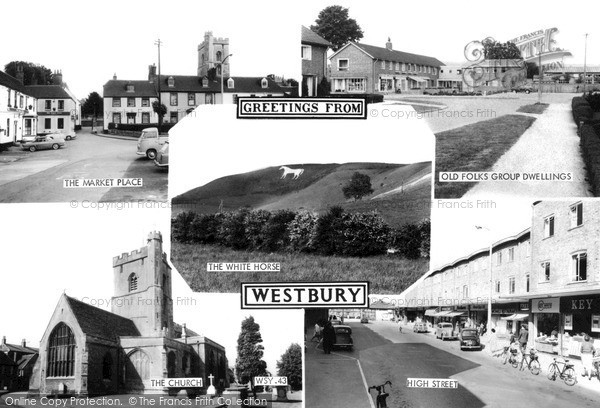 Westbury, Composite c1965