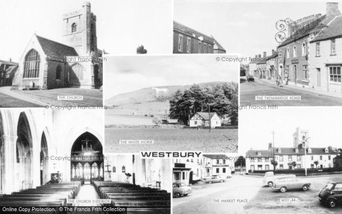 Photo of Westbury, Composite c.1965