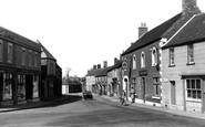 Westbury, Fore Street c1955