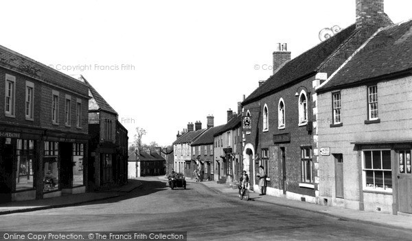 Photo of Westbury, Fore Street c1955