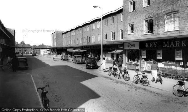 Photo of Westbury, High Street c1965