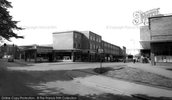 Photo of Westbury, High Street c.1965