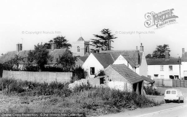 Photo of Westbury Leigh, Church Of The Holy Saviour c.1965