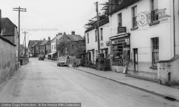 Photo of Westbury Leigh, Post Office c.1965