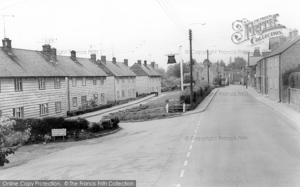 Photo of Westbury Leigh, The Phipps Arms c.1965