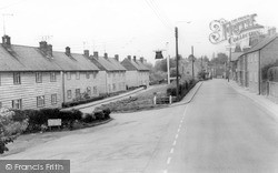 The Phipps Arms c.1965, Westbury Leigh