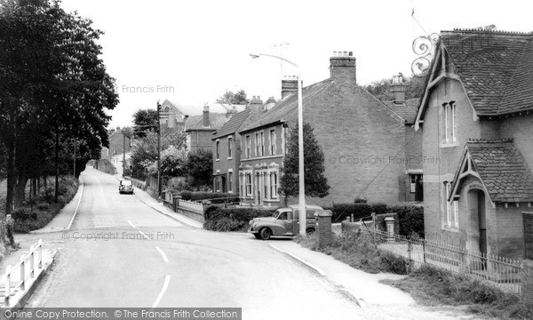 Photo of Westbury Leigh, the Village c1965