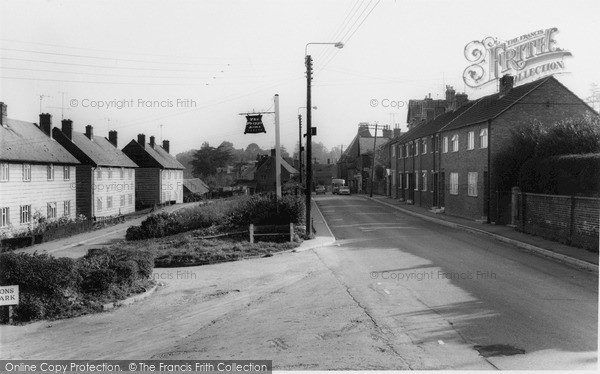 Photo of Westbury Leigh, The Village c.1965