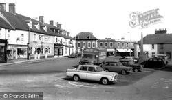 Westbury, Market Place c.1965