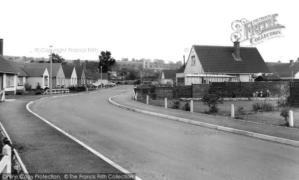 Westbury, Meadow Lane Estate c1965