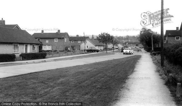 Photo of Westbury, Oldfield Park Estate c.1965