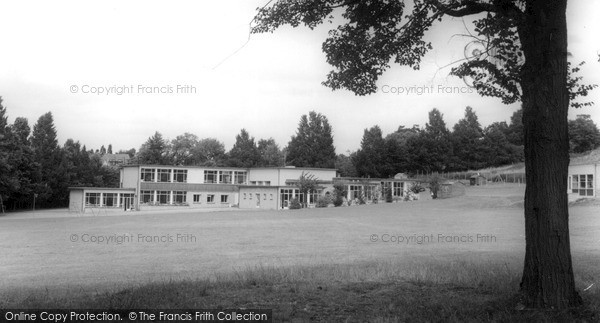 Photo of Westbury on Trym, Elmlea Primary School c1965