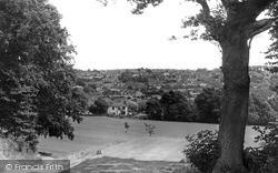 From Henbury Golf Course c.1960, Westbury On Trym