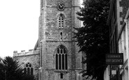 Westbury on Trym, Holy Trinity Church c1960