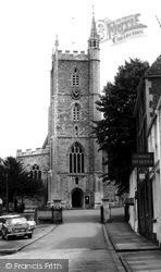 Holy Trinity Church c.1960, Westbury On Trym