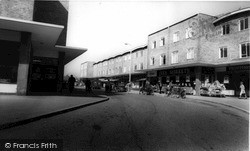 Westbury, Shopping Centre c.1965