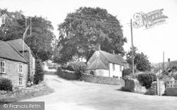 Westbury-Sub-Mendip, The Square c.1955