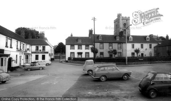Photo of Westbury, The Market Place c.1965