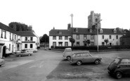 Westbury, the Market Place c1965