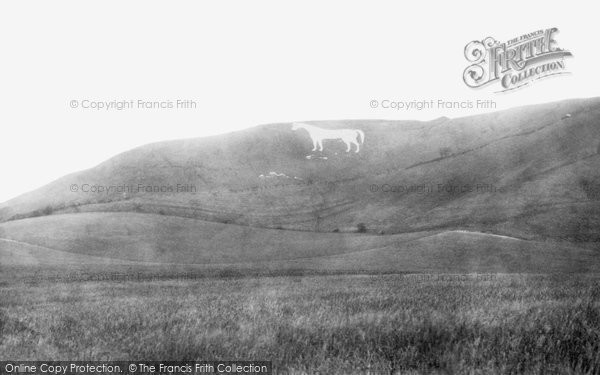 Photo of Westbury, The White Horse And Bratton Camp 1900