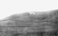 Westbury, the White Horse and Bratton Camp 1900