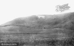 Westbury, The White Horse And Bratton Camp 1900