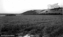 The White Horse c.1965, Westbury