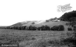 Westbury, The White Horse c.1965