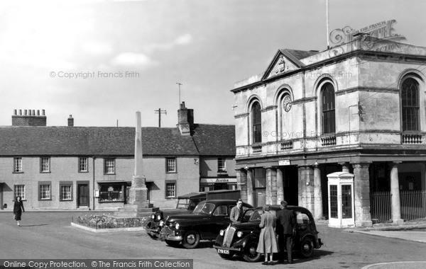 Photo of Westbury, Town Centre c.1950