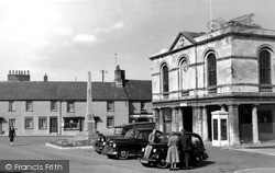 Westbury, Town Centre c.1950
