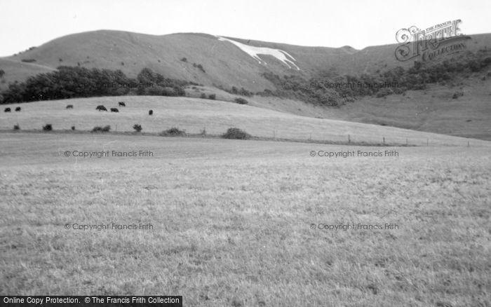 Photo of Westbury, White Horse 1959
