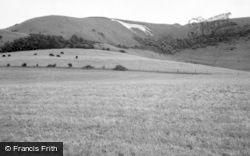 Westbury, White Horse 1959