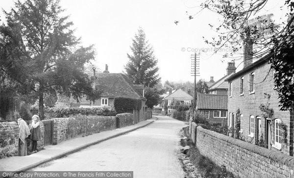 Westcott, 1919