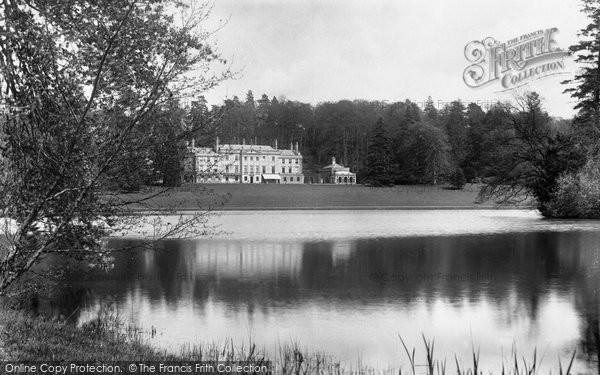 Photo of Westcott, Bury Hill 1906