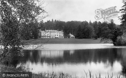 Bury Hill 1906, Westcott