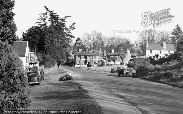 Photo of Westcott, c.1950